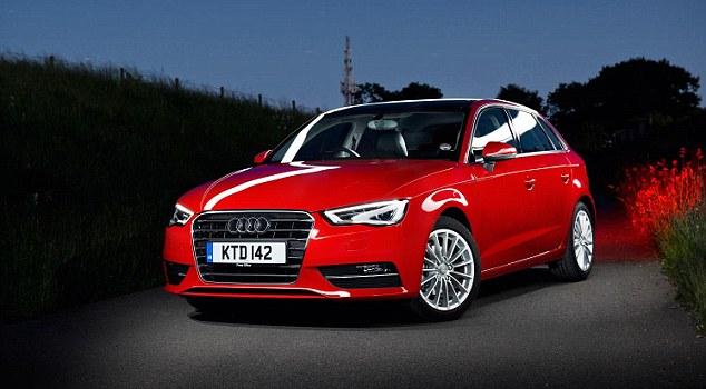 Audi A3 MPG