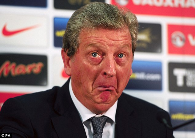 I wonder: England boss Roy Hodgson has a dilemma on his hands before the squad announcement