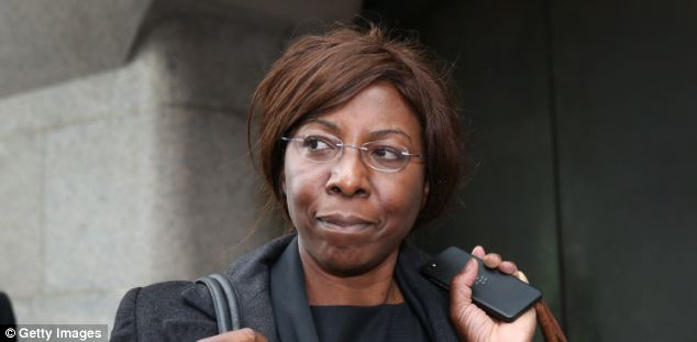 Constance Briscoe was given a 16 month jail sentence