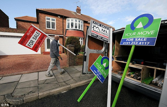 House buyers have been forced to stump up £10billion in stamp duty in just one year, official figures reveal