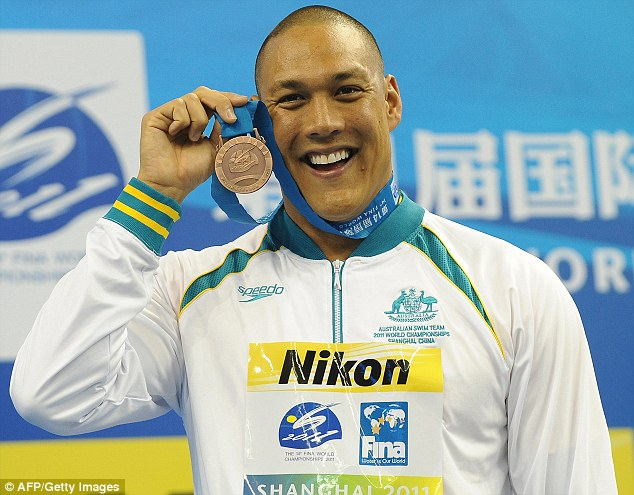 Disbelief: After previously admitting that he'd battled depression and used drugs, many though the champion swimmer had left his partying ways behind
