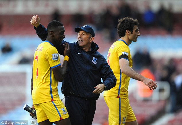 Where Eagles dare: Liverpool face Crystal Palace's much improved defence under Tony Pulis