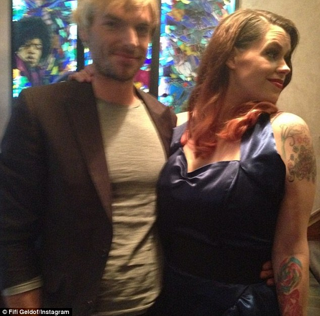 Getting married: A friend of Fifi told MailOnline the 31-year-old plans to marry in July next year, when the inquest into Peaches death will be completed