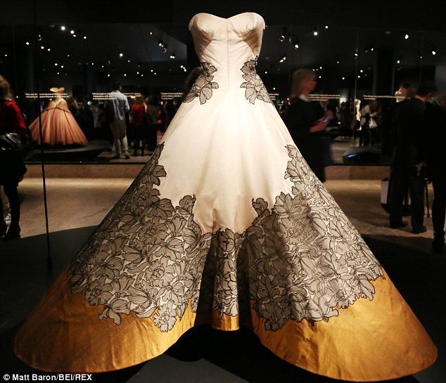 Charles James's vast body of work is currently being celebrated with an exhibit at the Metropolitan Museum of Art (pictured)