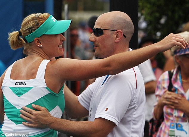 Formidable: Baltacha with her husband and coach, Nino Severino, were a dynamic and approachable duo