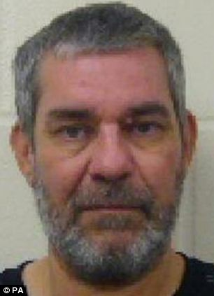 Michael Wheatley, 55, a violent armed robber dubbed 'the Skull Cracker' for a string of brutal raids on banks and building societies, has gone missing after temporarily being allowed out of prison