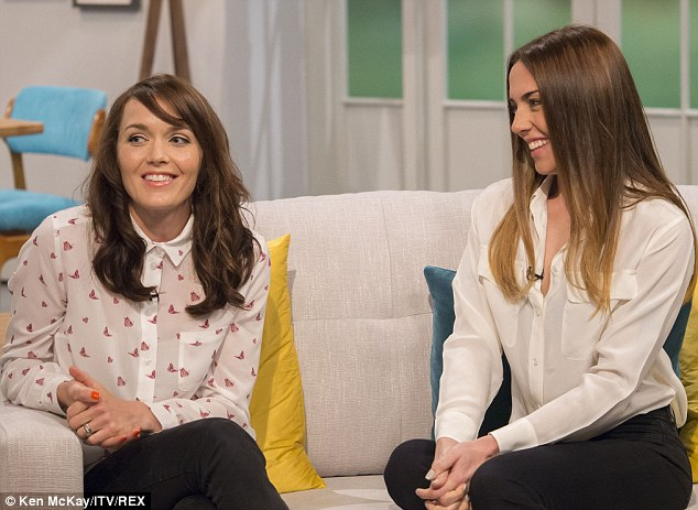 Girl charity power: Victoria Pendleton and Melanie C are doing it for a good cause