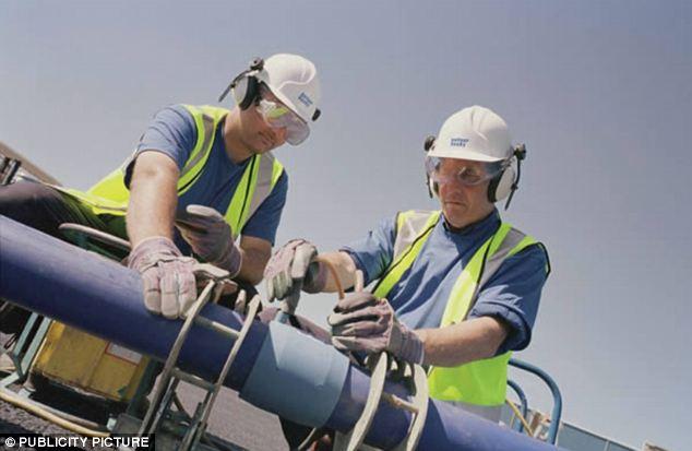 Construction blight: Balfour Beatty's British construction division had a £30million short fall last year.