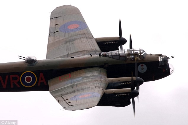 Once in a lifetime: It will mark the final time a Lancaster flies from Canada to England