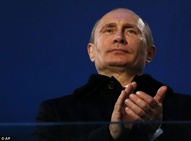 Fox said Putin's actions represented 'an expansionist Russia echoing its imperialist past'