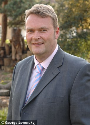 Future growth: OneSavings chief executive Andy Golding