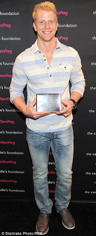 The other honorees: Sean Lowe and Maci Bookout were also recognized for their work