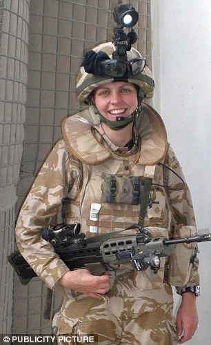Joanne Dyer Killed in action Joanne Dyer, 24, who trained with Prince William, was killed by a roadside bomb in Basra in 2007