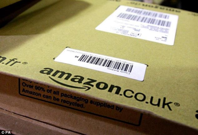Despite customers buying products from a UK site which are delivered from UK warehouses, Amazon registers its sales in Luxembourg where tax is much lower