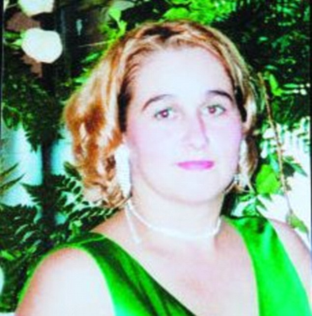 Victim: Hermila Hernandez was shot in the back of the head in 2005 after she told Livingston she wanted to end their relationship