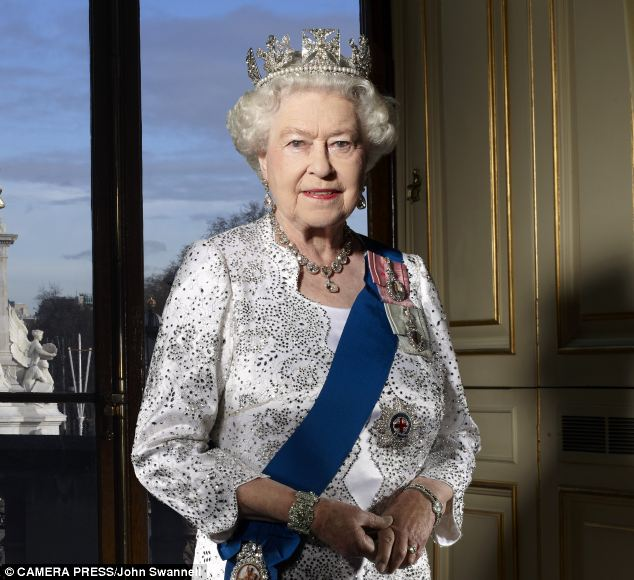 """""""There is no doubt that the Queen depends on [Mrs Kelly]. She likes the fact that Angela irons out problems - and that she's very good at picking up gossip which HM loves to hear'"""
