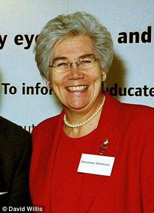 Demand: Baroness Maddock wants reforms