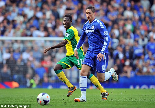Waste: Fernando Torres' £50m move to Chelsea has never looked like paying off
