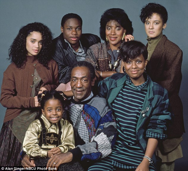 Stronger? The functional Huxtable family from 80s and 90s television may represent a more stable family to Americans