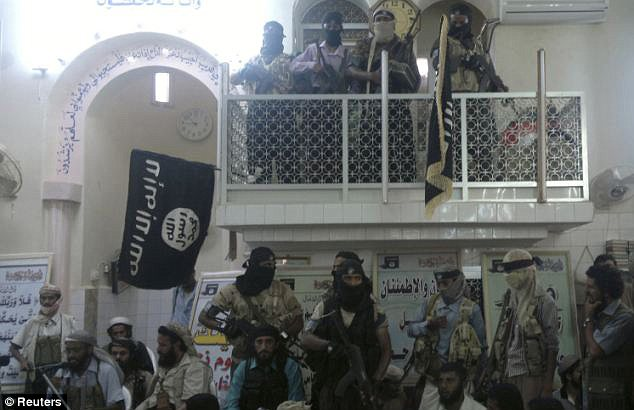 Ansar al-Shariah openly holds rallies, marches and news conferences in the Middle East, often boasting that they hold power in cities where police presences are nonexistent and government control is weak