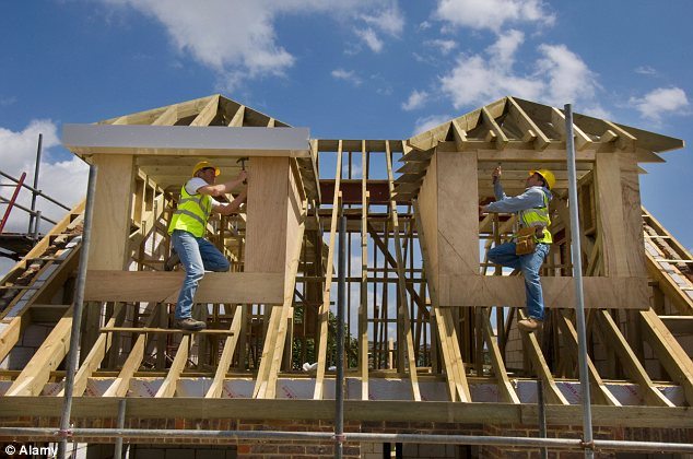 Construction: The UK has far fewer homes than it needs especially in areas where people want to live such as London and the South-East