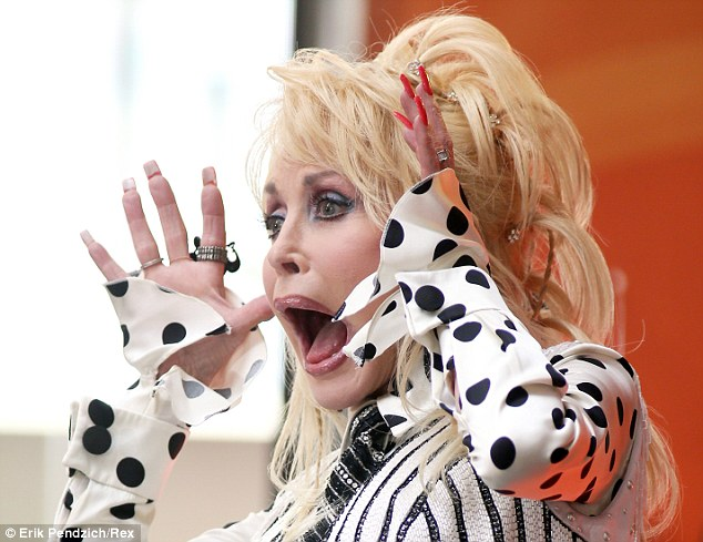 Livewire: It's hard to believe that Dolly is now just two years off seventy
