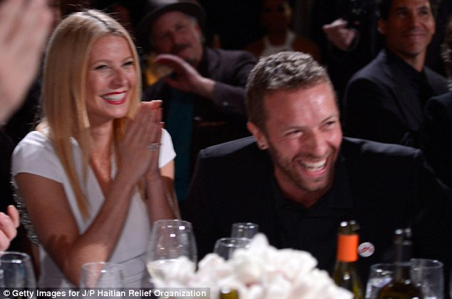 What would Gwyneth say? Paltrow announced her split from Martin via her healthy-living site Goop.com in March which promptly crashed due to the overwhelming traffic