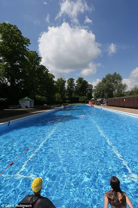longest pool