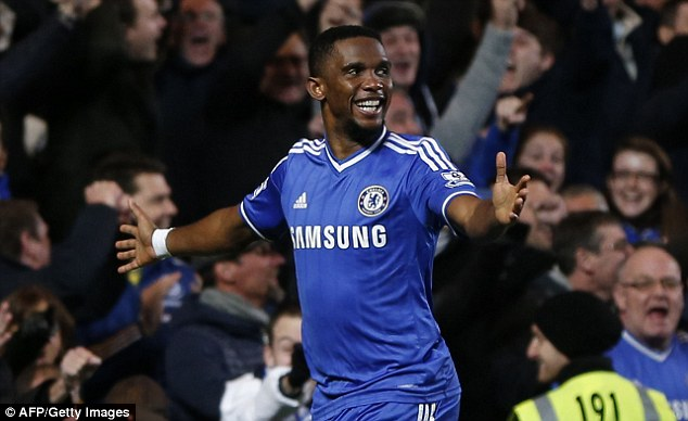 Still going: Eto'o believes he has plenty left to give despite being 33 years old