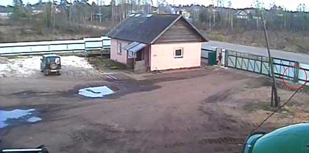 Vanya Mihanokov circled was killed when the automatic gate closed crushing him to death