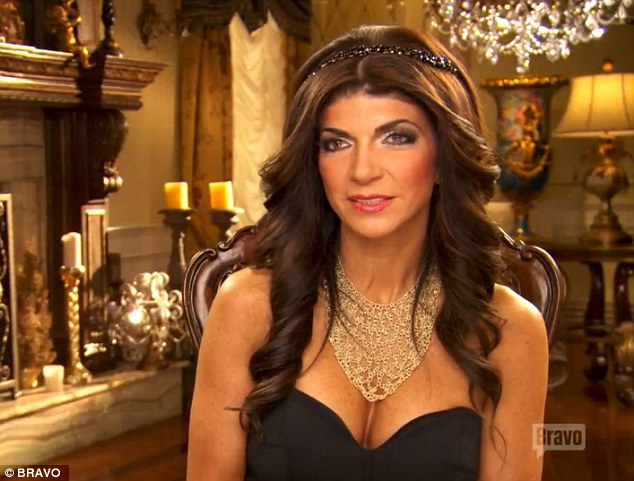 Taking it's toll: Teresa Giudice shares her legal and family troubles in season six of The Real Housewives Of New Jersey