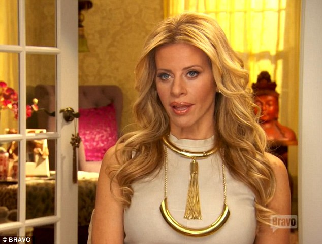 Support system: Dina Manzo returns to offer aid to the Giudices for season six