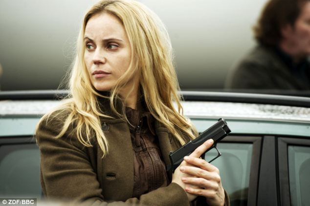 Television Programme: The Bridge with Sofia Helin is just one of the shows that could be on offer