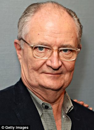 Ministerial: Jim Broadbent could portray Winston Churchill in an eight-part series about World War II