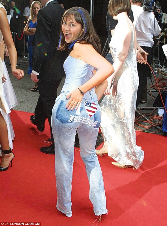 Samia describes her outfit a her first Bafta's appearance as her most embarrassing moment