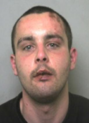 Joshua Bryant was given a suspended sentence after attacking a retired couple but went on the rampage weeks later
