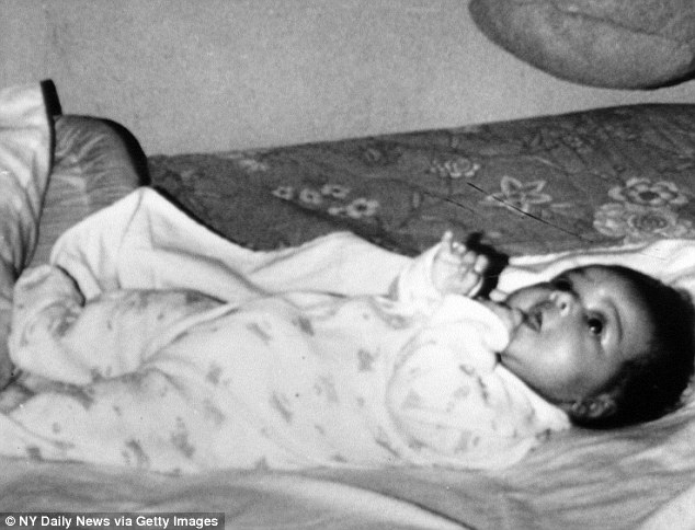 Carlina, now known as Netty, was abducted during a stay at Harlem Hospital, when she was admitted with a fever