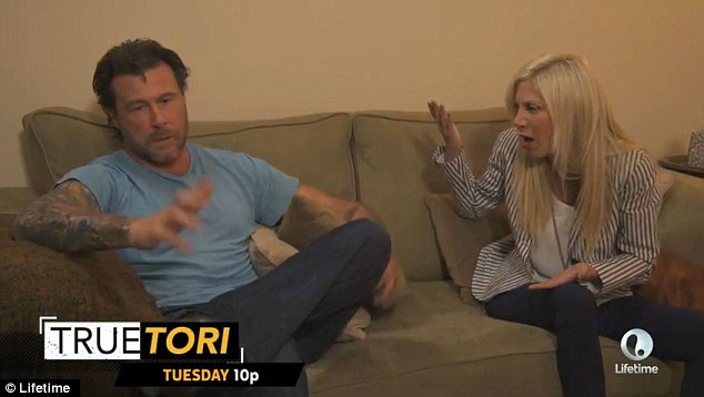 'Our show is nothing like that all!' But fans should not expect the melodrama of Tori Spelling's True Tori
