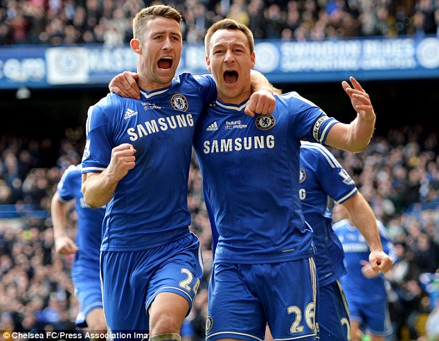 Snub: Campbell has backed the decision for England to opt against recalling retired defender John Terry