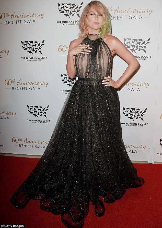 New gig: Kesha, 27, is set to join upcoming ABC reality singing competition show Rising Star as an expert on the panel