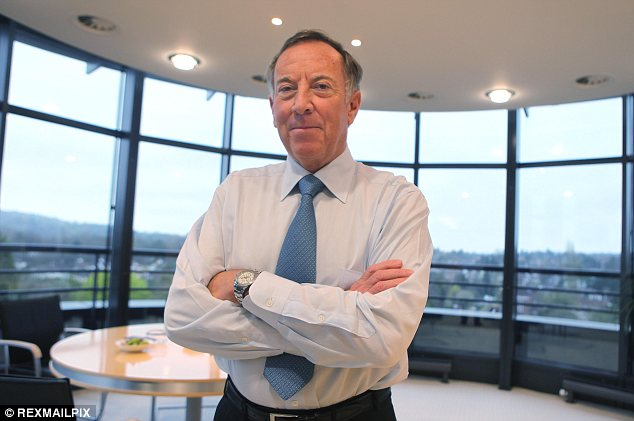 Branching into property: Esure founder Peter Wood has bought a 50% stake in home developer Royalton