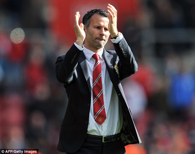 Preferred: Fowler would rather see Ryan Giggs get the job, with an experience number two beside him