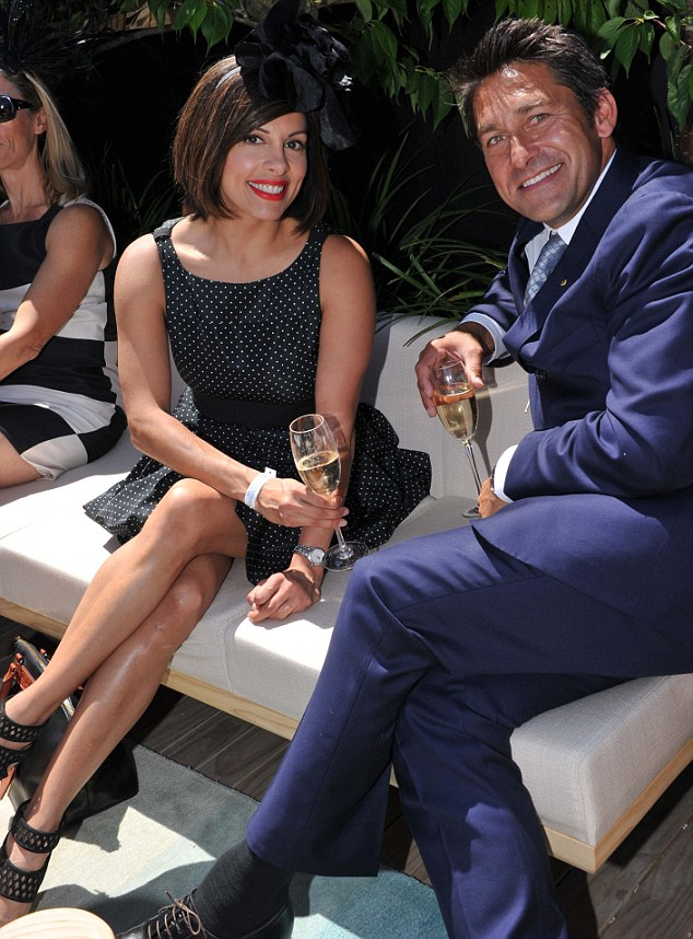 Anjali Rao is now currently dating the celebrity gardener. They first met at the races in November last year