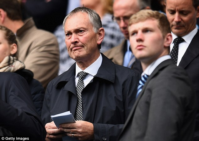 Reputation: With one email, Scudamore lost his reputation as a slick operator, maybe forever