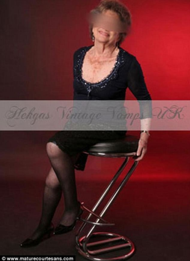 Great-gran Sheila Vogel-Coupeis 85 years old but has no plans to give up
