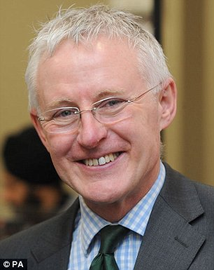 Care minister Norman Lamb said a good view can improve a patient's recovery