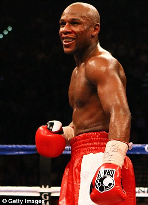 Showdown: Floyd 'Money' Mayweather could fight in May 2015