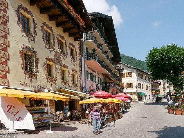 Popular destination: Last year there were 275,000 overnight stays by Arab guests in the Zell am See-Kaprun region