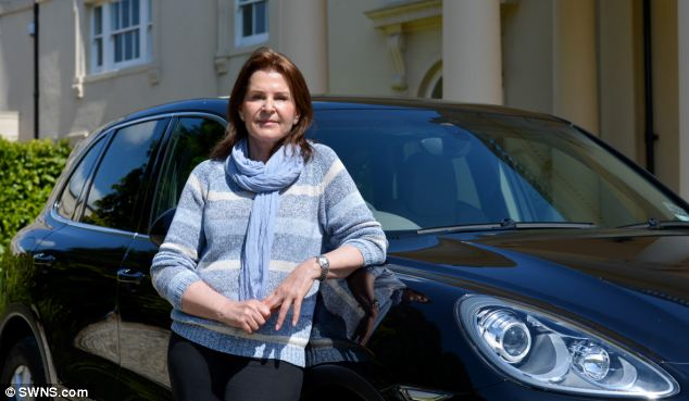 Mrs Moulton has forgiven her friend the blunder, but is angry at Porsche for trying to charge her nearly £15,000 to solve a problem which eventually cost £1,000 to fix