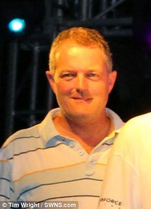 Missing sailor Paul Goslin